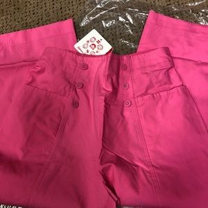 Hanna Andersson Bottoms - Hanna Andersson girls pink pant new w tags